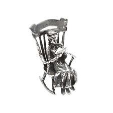 Zilveren Miniatuur Sara