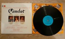 "Richard Burton/Julie Andrews ,""Camelot"" Vinyl LP-CBS 70009"