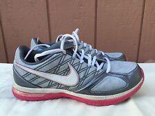 Nike Zoom Quick Sister Women's Black Running Shoes 344952 US  Sz 7.5 EU 38.5