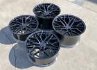 19 20 Avant Garde M520 Wheels For Chevrolet Corvette C8 Black Rims
