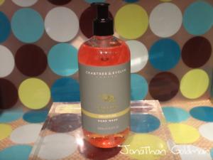 Crabtree & Evelyn London Pear & Pink Magnolia Uplifting HandSoap 500mL 16.9 FlOz