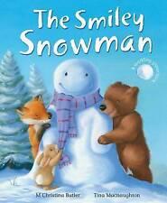 The Smiley Snowman, Butler, Christina M., New Book