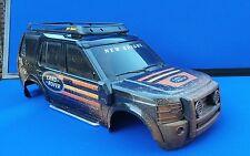New Bright Land Rover 1/10 scale rock crawler hard body