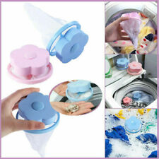 2X Washing Machine Floating Pet Fur Catcher Ball Laundry Hair Lint Remover Tool