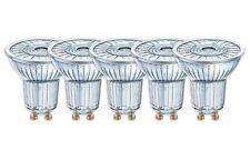 5 x Osram LED Superstar PAR16 50 36° GU10 Strahler Glas 4000K wie 50W dimmbar