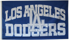 LA Los Angeles Dodgers Baseball 3x5ft Flag Banner