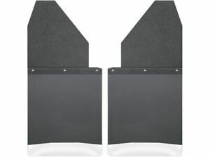 For 1995-2020 Toyota Tacoma Mud Flaps Rear Husky 52567KG 1996 1997 1998 1999
