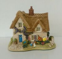Lilliput Lane Little Lupins 1996