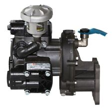 Comet APS41PGR Plastic-Coated Diaphragm Pump - Includes Regulator and Gearbox