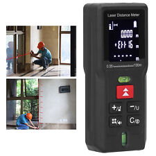 100m Digital Lcd Laser Point Distance Meter Tape Range Finder Measure