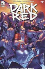 Dark Red #7 Hetrick Variant NM 2019 Stock Image