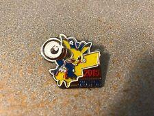 Pokemon 2015 Boston World Championship Collector PIKACHU PIN