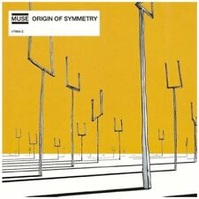 Muse - Origin of Symmetry - Muse CD K6VG The Cheap Fast Free Post