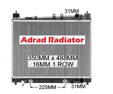 Radiator Toyota Echo NCP10R NCP12R NCP13R 1.3L 1.5L Auto Manual 1999-2005 Adrad