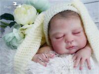 Studio-Doll Baby  Reborn  Girl   Ivy Jane by Melody Hess , lmt/edt 22 inch
