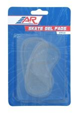 A&R Sports Hockey Skate Achilles Gel Pads, (1) Pair, Easily Attach to Skates