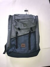 Billabong MABKBTR TRACKPACK DAT 28 LITERS GRAY/BLUE LAPTOP COMPATIBLE