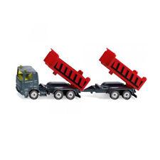 Camión con volquete y remolque Volcable siku modelo 1685