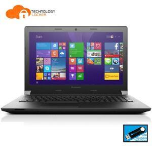 "Lenovo B50-70 15.6"" Intel Core i3-4005U @1.70GHz 8GB RAM 500GB HDD Window 10 (b)"