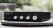 Symphonic Line RG2 Pre Amplifier with remote & high quality headphone output
