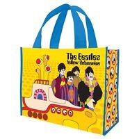 THE BEATLES - YELLOW SUBMARINE - REUSABLE SHOPPING TOTE/GIFT BAG - MUSIC 72473