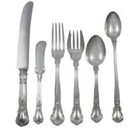 Chantilly by Gorham Sterling Silver Flatware Set Service 90 Pieces