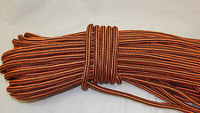 "1/2"" x 100' Double Braid Rope, Arborist Bull Rope, Rigging Line, Hoist Line, NEW"