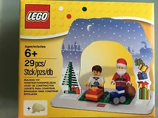 LEGO 850939 SANTA SET  BRAND NEW SEALED CHRISTMAS MINIFIGURES TABLE DECORATION