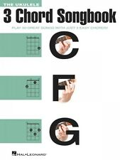 The Ukulele 3 Chord Songbook Sheet Music Play 50 Great Songs NEW 000141143