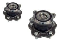 2 REAR WHEEL HUB BEARING ASSEMBLY FOR 2009-2015 NISSAN MURANO QUEST FAST SHIP