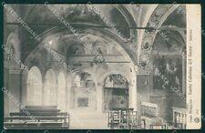 Varese Leggiuno Santa Caterina del Sasso cartolina XB2859