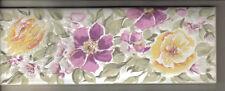 Bordüre GL-1923  7x20 cm mit Glasauflage