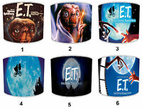 E.T Extra-Terrestrial Film Movie Lampshades, Fits Ceiling Lights Or Table Lamps.