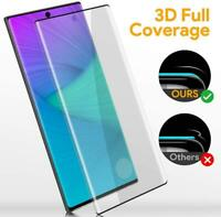 Samsung Galaxy Note 20 ULTRA Full Cover Gorilla Tempered Glass Screen Protector