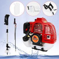 2 Stroke 2.5 HP Outboard Motor Kayak Fishing Boat Gas Engine CDI system 1L Tank