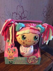 """FlipZee Girls """"Zoey"""" Soft Doll"""
