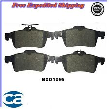 Disc Brake Pads ceramic BXD1095 fits, Rear Volvo,Saad,Mazda3