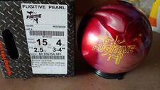15lb Hammer  FUGITIVE Pearl Reactive Bowling Ball Fast Ship 32148