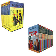 Enid Blyton Famous Five and Secret Seven 37 Books Collection Set Pack Brand NEW