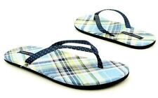ORIGINAL TOMMY HILFIGER AURA FLIP FLOP SANDAL. BLUE MULTI, 7.5 UK, 42 EU, NEW