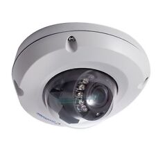 Geovision GV-EDR1100-0F Target Series Network IP Rugged Dome IR Camera HD 1.3 MP