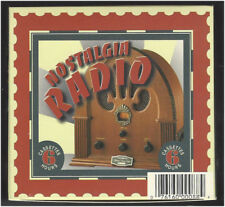 """Vintage radio shows on 3 Sets of cassettes Including """"War of the Worlds"""""""