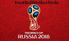 The Film of the 2018 World Cup DVD