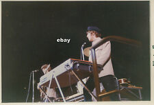 JOHN LENNON 1965 ON STAGE AT VOX CONTINENTAL ORGAN PORTLAND OREGON BEATLES PHOTO