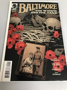 BALTIMORE THE WIDOW AND THE TANK ONE SHOT NM MIKE MIGNOLA CHILD-KILLING VAMPIRE
