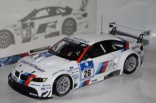 BMW M3 GT2 (E92) 24h Nürburgring 2010 #26 1:18 Minichamps neu + OVP 100102026