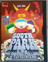 SOUTH PARK - IL FILM (1999) di Trey Parker - DVD EX NOLEGGIO SNAPPER CASE WARNER