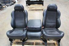 2005 DODGE RAM SRT-10 QUAD CAB 4 DOOR SEATS SET FRONT AND BACK 05409