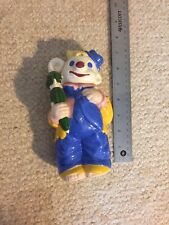 Ceramic Hobo Clown With Umbrella 1972