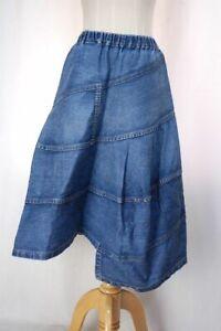 tricot COMME des GARCONS Denim Skirt 556 3231